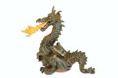 муха пожара дракона Стоковое Изображение