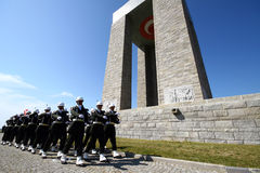 мученики canakkale мемориальные Стоковое фото RF