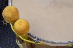 Мушкелы с барабанчиком стоковые изображения