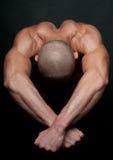 Мыжская модель Стоковые Фотографии RF