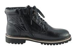 Мыжские ботинки зимы Стоковое Изображение RF