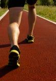 мыжской бегунок Стоковые Фотографии RF