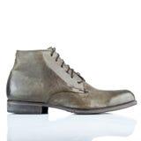 мыжской ботинок Стоковые Фотографии RF