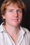 мыжской портрет стоковое изображение rf