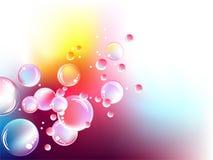 мыло пузырей иллюстрация штока
