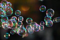мыло пузырей Стоковые Изображения RF