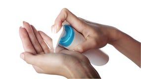 мыло руки Стоковые Изображения RF