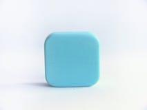 мыло сини штанги агара Стоковая Фотография