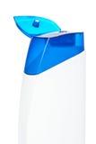 мыло шампуня бутылки пластичное Стоковое Изображение RF
