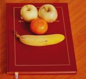 мысль еды стоковое фото rf