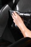 мытье автомобиля детализируя Стоковое фото RF