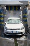 мытье автомобиля Стоковые Фото