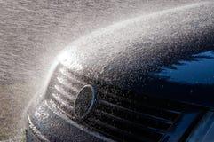 мытье автомобиля ii Стоковые Изображения RF