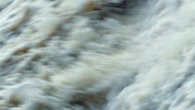 Мытье водоворота, шторм сток-видео