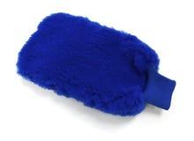 мытье перчатки автомобиля Стоковые Изображения RF