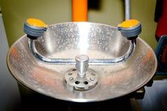 мытье станции глаза Стоковая Фотография RF