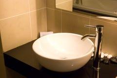 мытье тазика Стоковые Фотографии RF