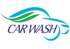 мытье eps автомобиля Стоковые Фото