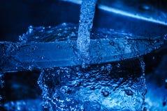 Мыть нож Стоковое фото RF