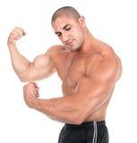 мышечные тела мыжские улучшают стоковая фотография rf