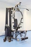мышца машины гимнастики Стоковое Фото