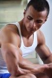 мышца человека стоковое фото rf