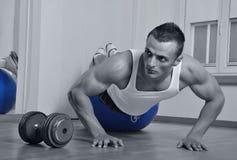 мышца человека стоковая фотография rf