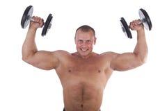мышца Стоковое Фото