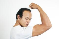 мышца 5 вант Стоковые Фотографии RF
