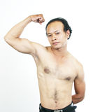 мышца 9 вант Стоковая Фотография RF