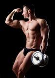 мышцы Стоковые Фотографии RF