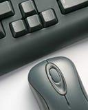 мышь клавиатуры Стоковое фото RF