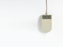 мышь компьютера старая Стоковое Фото
