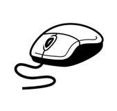 Мышь компьютера иллюстрация штока