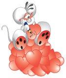 мышь любовника Стоковая Фотография RF