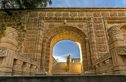 Мы в груше Midyat ` s Mardin Оно одно из мест которые sho стоковое фото