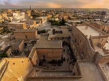 Мы в груше Midyat ` s Mardin Оно одно из мест которые sho стоковые изображения