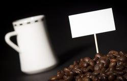 Мы имеем кофе Стоковые Фото
