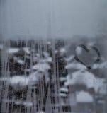 Мы окно Стоковое Изображение