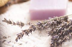Мыло бара Стоковые Изображения