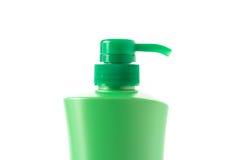 мыло бутылки жидкостное пластичное Стоковые Изображения RF