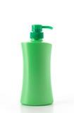 мыло бутылки жидкостное пластичное Стоковое Изображение