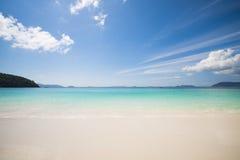 МЬЯНМА - 11-ОЕ ЯНВАРЯ 2016: Остров Fook животиков остров красивый Стоковое фото RF