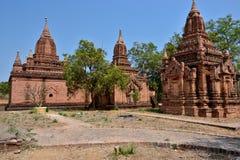 Мьянма Bagan TempleStupa Стоковая Фотография