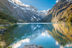 Мэриан озера стоковая фотография rf