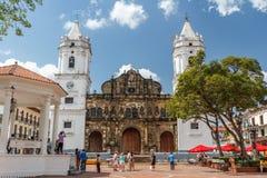 Мэр площади главной площади стоковые изображения