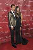 Мэттью McConaughey & Camila Alves-McConaughey стоковые изображения
