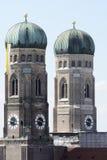 Мюнхен Frauenkirche Стоковая Фотография