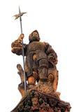 Мюлуз, Франция, статуя Стоковые Изображения