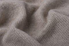Мягкая естественная текстура шерстей для предпосылки Селективный фокус стоковые фотографии rf